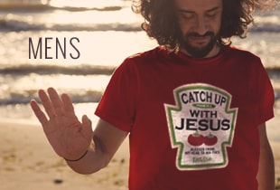 Mens Christian T Shirts