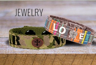 Shop Christian Jewelry at ChristianApparelShop.com