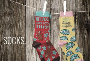Shop Christian Socks at ChristianApparelShop.com