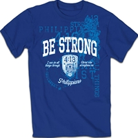 Be Strong Christian T Shirt