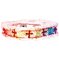 Rainbow Cross Christian Bracelet