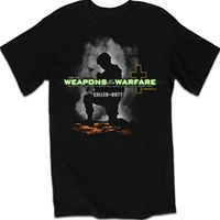 Weapons Warfare Called To Duty T Shirt