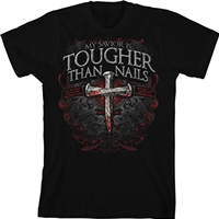 My Savior Is Tougher Than Nails T Shirt