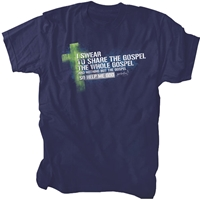 Share The Whole Gospel Christian T-Shirt