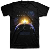 My Revolves Around The Son Christian T Shirt