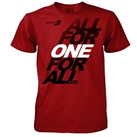 All For One, One For All Christian T-Shirt
