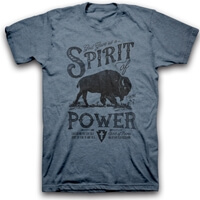 Spirt Power Christian T-Shirt