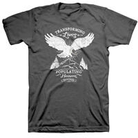 Transforming Lives Eagle Christian T-Shirt