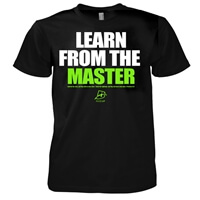 Learn From The Master Christian T-Shirt