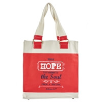 Hope Is An Answer For The Soul Tote Bag