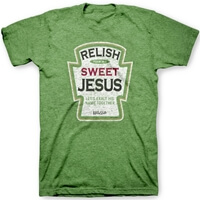 Relish Christian T Shirt