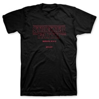 Stronger Faith Christian T Shirt