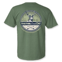 Deer Another Good Day Christian T Shirt