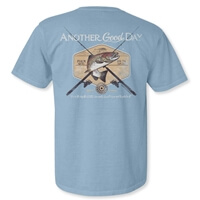 Trout Another Good Day Christian T Shirt
