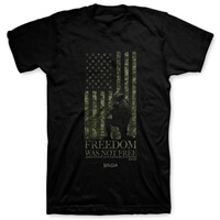 Freedom Was Not Free Christian T shirt