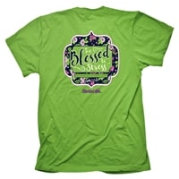 Too Blessed To Stress Christian T-Shirt