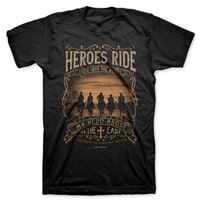 Heroes Ride Off My Hero Arose In The East