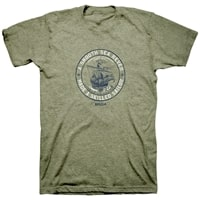 a smooth sea never made a skilled sailor christian t shirt