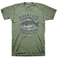 River Of Life Outfitters Christian T-Shirt