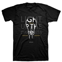 Light Up The Darkness Christian T-Shirt