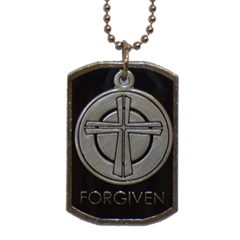Forgiven Dog Tag