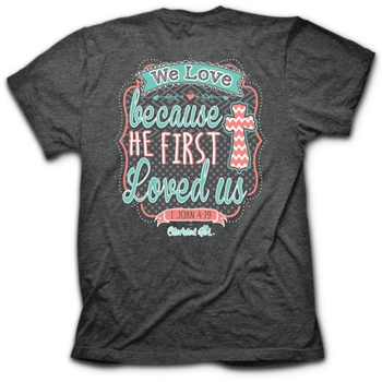We Love Christian T-Shirt