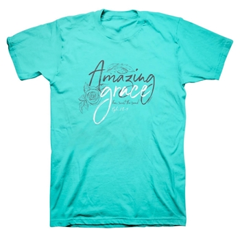 Amazing Grace How Sweet The Sound Christian T-Shirt