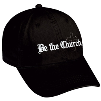 Be The Church Christian Hat
