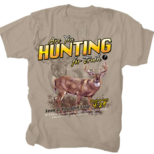 Hunting For Truth T-Shirt