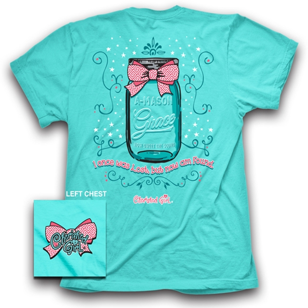 afce0737d Cherished Girl Womens Christian T Shirts