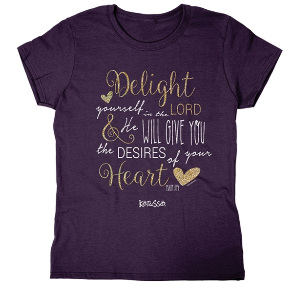 Delight Yourself In The Lord T-Shirt