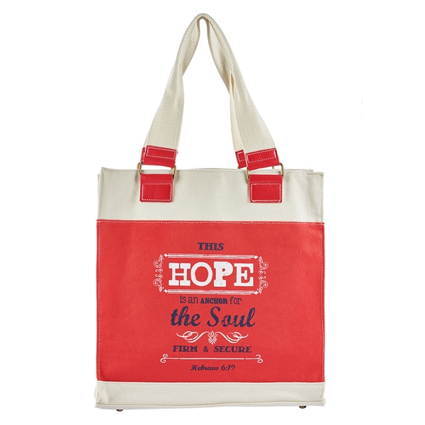 7ce57d6b76 This Hope Is An Answer For The Soul Tote Bag